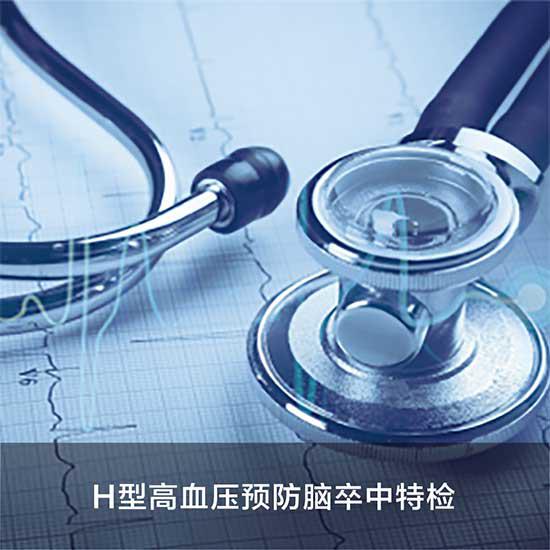 Picture of H型高血压脑卒中特检